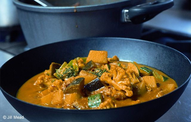 Easy Vegetable Curry | Healthy Recipes | Pinterest