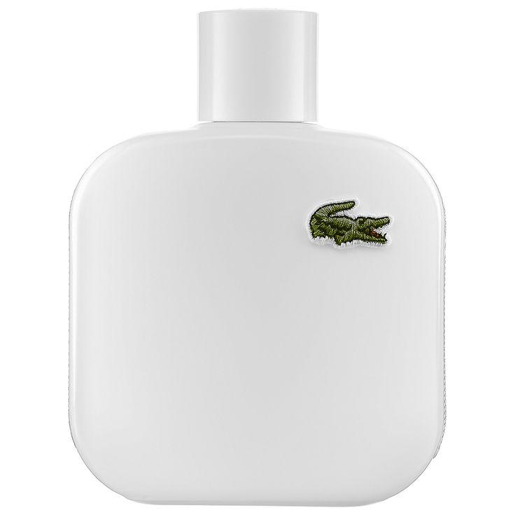 lacoste perfume for men white - photo #2
