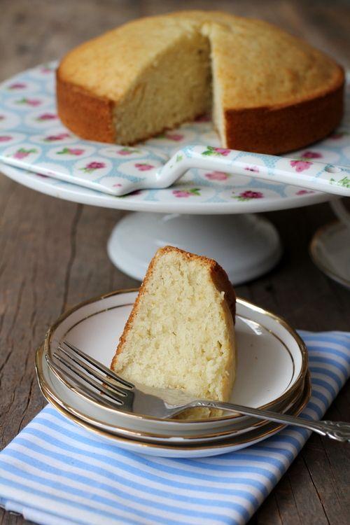 basic vanilla butter cake | foooods! | Pinterest