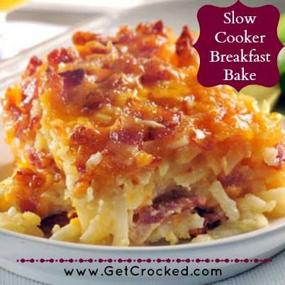 Pin by maryjo harden on great breakfast ideas pinterest for Slow cooker breakfast recipes for two