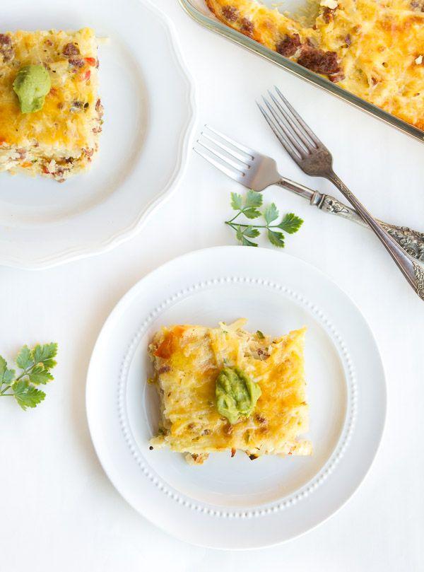 The ultimate breakfast casserole #breakfast #casserole
