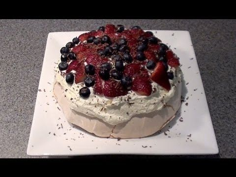Video: How To Make A Perfect Pavlova