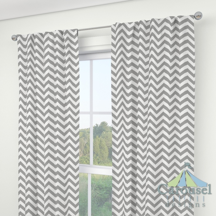 Chevron curtains i want these in my living room