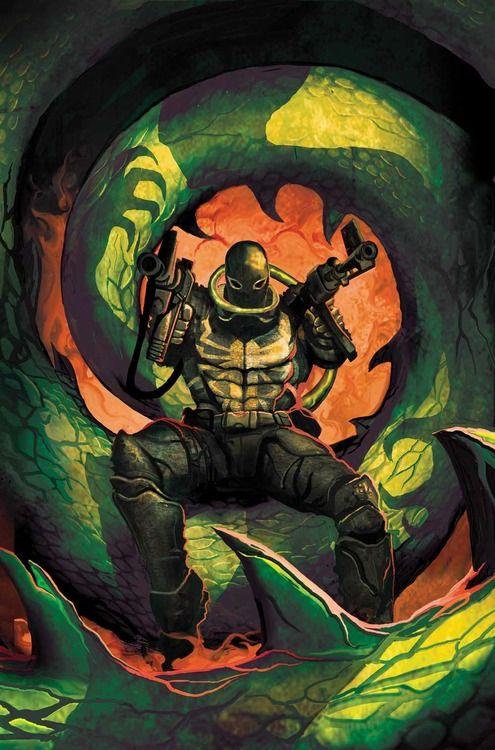 New Venom, Flash Thomp...