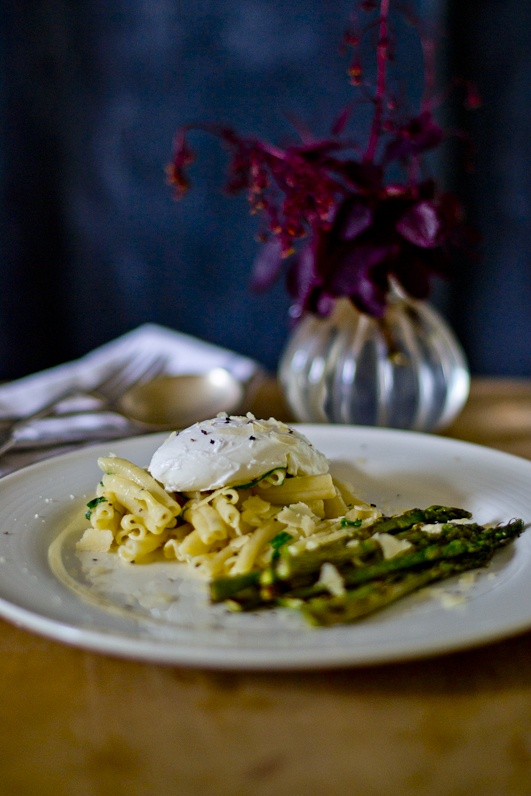 Poached egg pasta | Why I'll never be skinny! | Pinterest