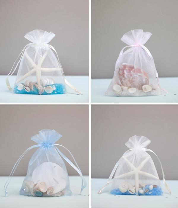 DIY Bridal Shower Sachet Favors Tutorial