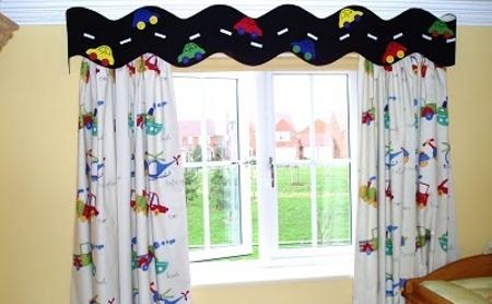 Cortinas infantiles | cortinas | Pinterest