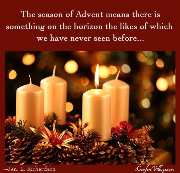 The season of advent comfort quotes pinterest for Pinterest advent