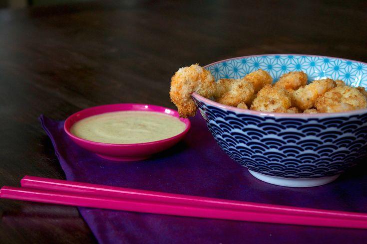 Skinny coconut shrimp #recipe #comfortfood #healthy #airfryer #coconut ...