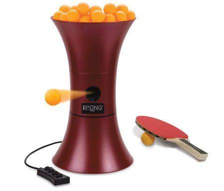 ping pong practice machine