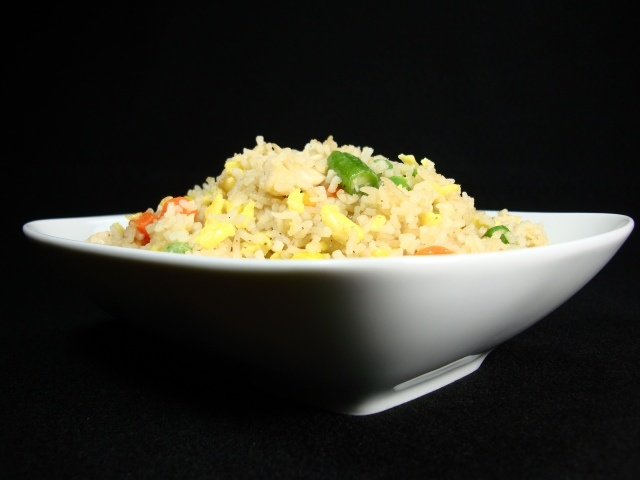 Garlic Chicken Fried Rice | Savour: Recipes from 1227 Foster | Pinter ...