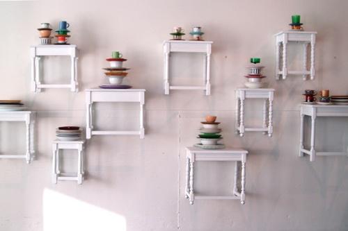 De Witte Tafel: Maarten De Cerlaer  clay couture  Pinterest