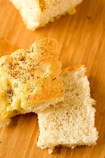 Focaccia Bread Recipe | Brown Eyed Baker