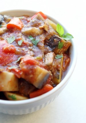 Italian Vegetable Stew | I live to eat, not eat to live | Pinterest