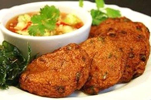 Thai Crispy Shrimp Cakes (Tod Mun Goong) Recipe www.pinoyrecipe.net ...