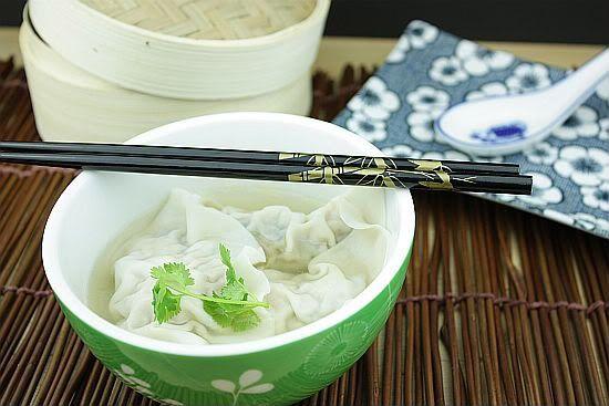 Sui Kow Recipe (Chinese Dumplings) | International Recipes | Pinterest