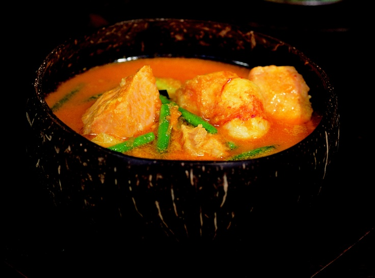 "Thai Yellow Pumpkin and Seafood Curry"" from Cookstr.com #cookstr"