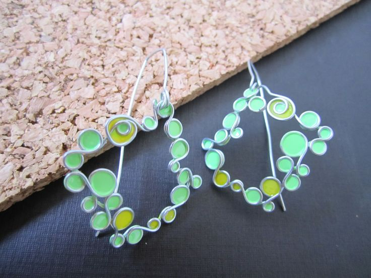 ... Mania - Shrek and Fiona | Purple Elephant Wire Wrapping Jewelr