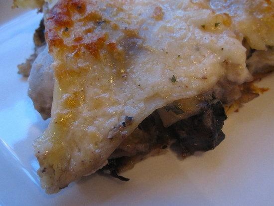 Barefoot Contessa's Portobello Mushroom Lasagna - going to substitute ...