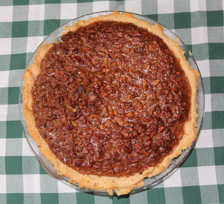 Old-fashioned Southern Pecan Pie | Recipe