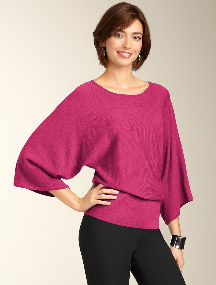 Talbots is a well-known retailer of women's apparel, accessories, and footwear. While it is best associated with the classic look, Talbots also sells tees, swimwear, jackets, sleepwear, and even slimming pants.