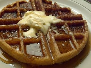 Apple Cider Doughnut Belgian Waffles | gluten free | Pinterest