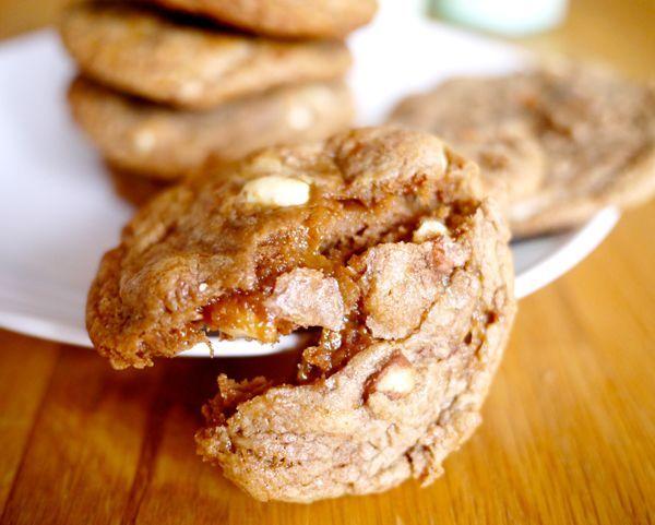 Marathon Cookies - The Londoner | Yummy food | Pinterest