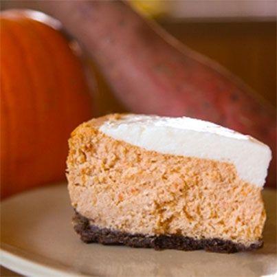Sweet Potato Cheesecake | sweet treats. | Pinterest