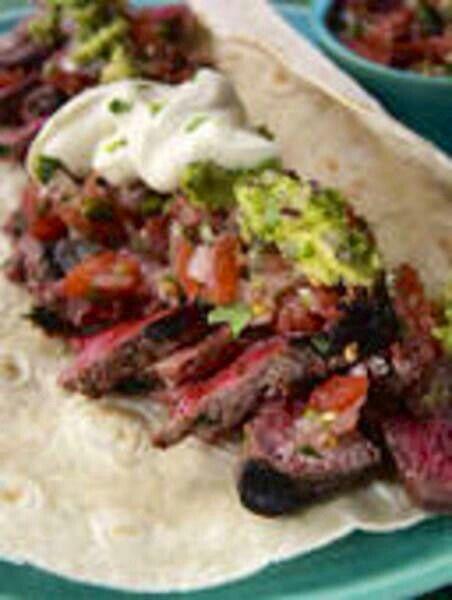 Killer Beef Fajita Marinade Use for skirt or flank steak. Ingredients ...