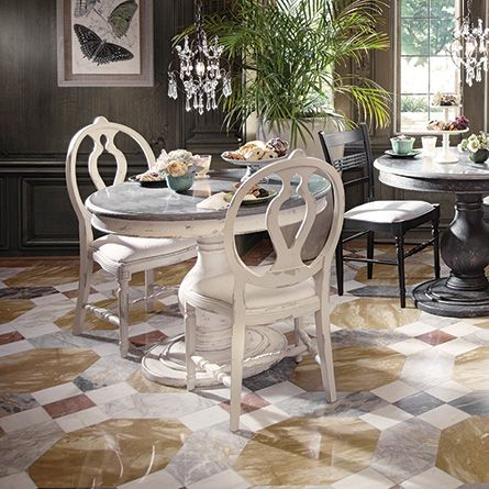 My New Dining Table Chairs Arhaus Home Style Pinterest