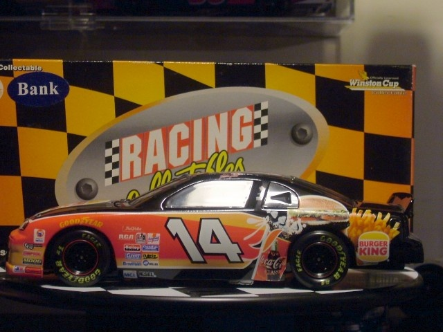 nascar diecast collectibles