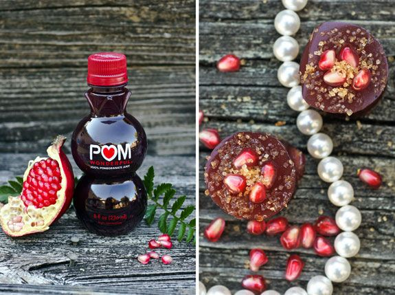 Jelly Shooters [Pomegranate Cosmo] | Drinks | Pinterest