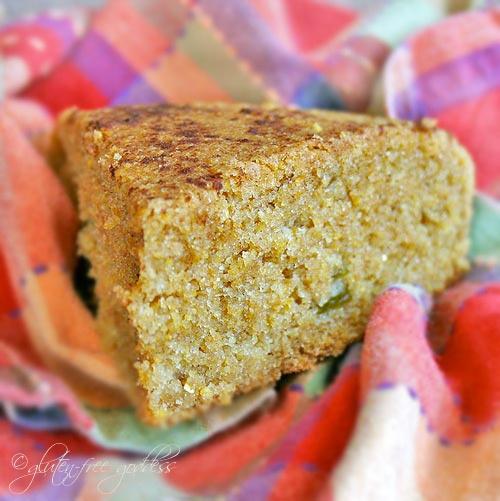 Gluten free, vegan cornbread | Yummy! | Pinterest