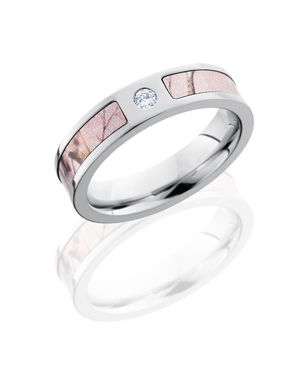 Realtree pink camo rings realtree pink camo engagement