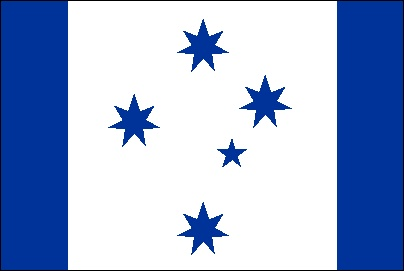 flag of new australia