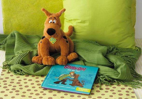 Hallmark Scooby Doo Story Buddy Giveaway from Dog Tipper!