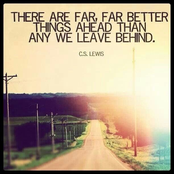 Hope a new life moving toward a better future pinterest