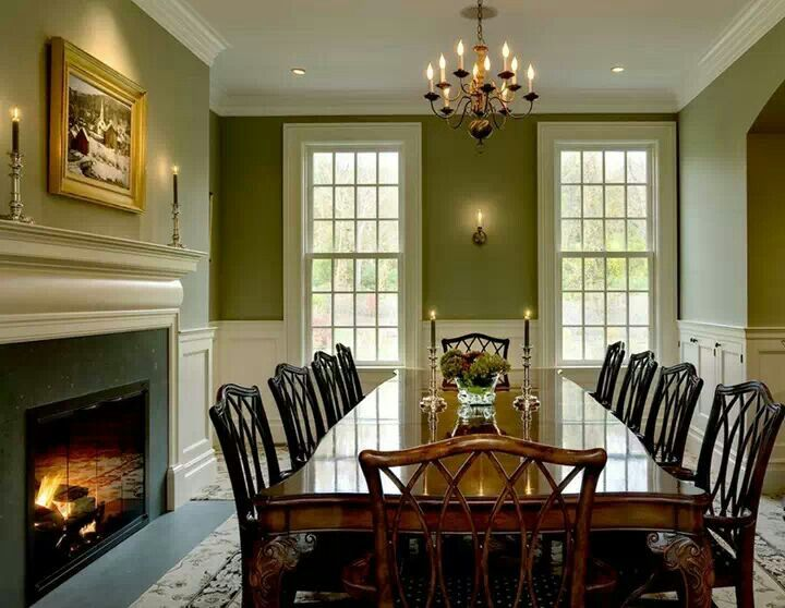 Dining room fireplace fireplace pinterest for Dining room fireplace