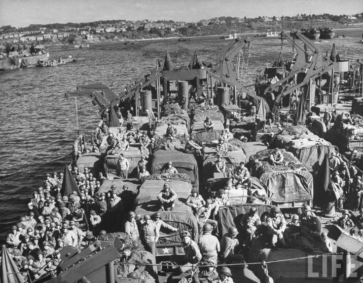 date of the d-day invasion of normandy