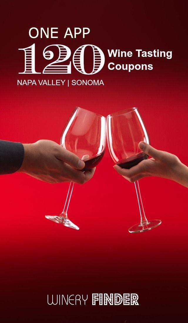 Napa valley coupons wine tasting