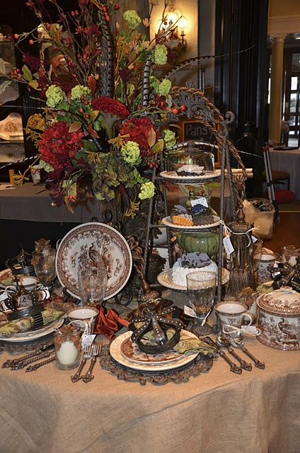 Fall Tablescapes Food Pinterest