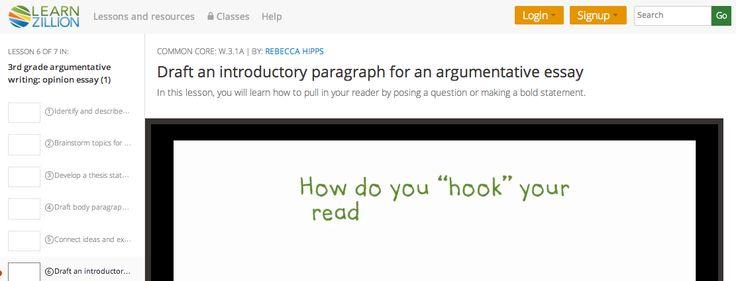 jane schaffer multi-paragraph essay format