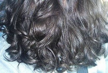 How to Get Wavy Hair Using Mousse. I do this and it works nicely :)