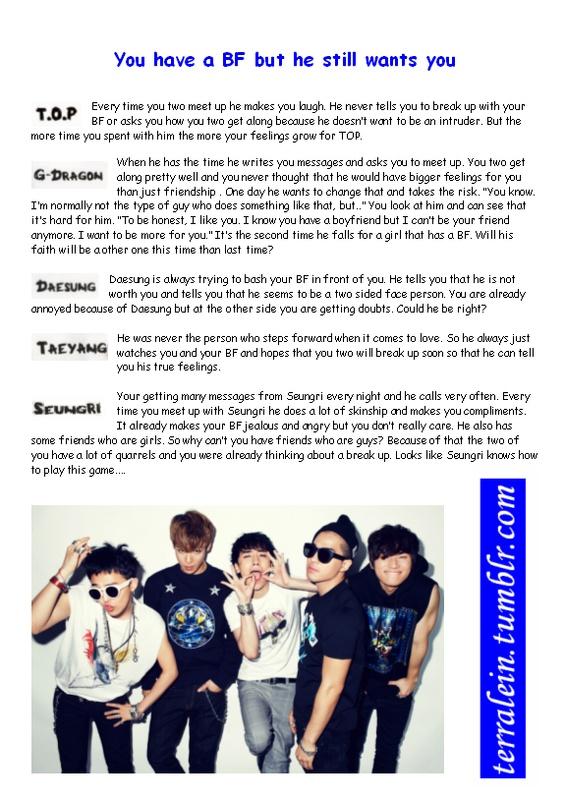Big bang scenarios kpop scenarios kpop scenarios pinterest