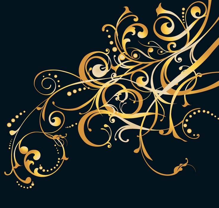 black and gold graphic design pinterest