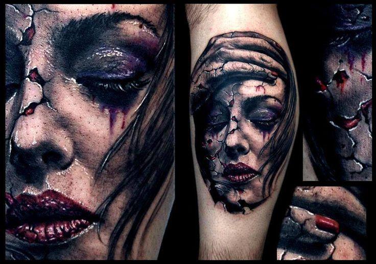 detailed tattoos - photo #14