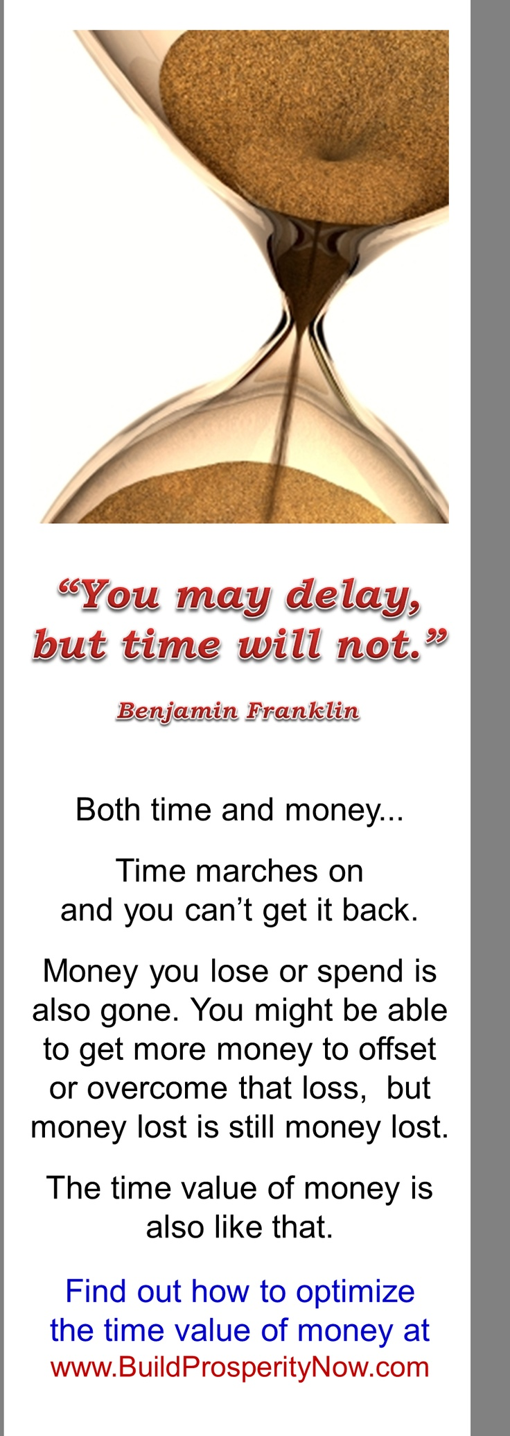 Benjamin Franklin was very observant and insightful, as
