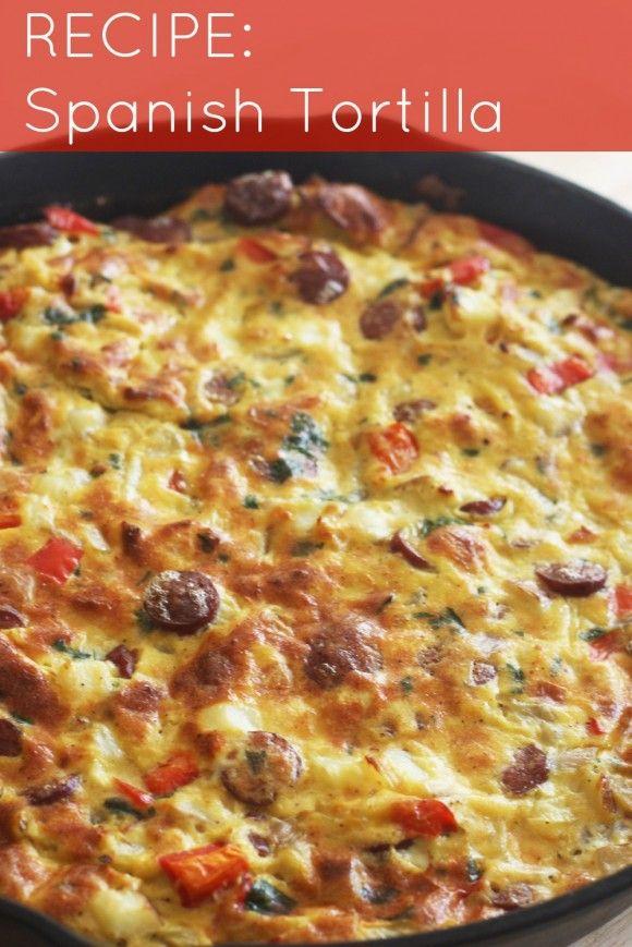 Spanish tortilla | Recipe