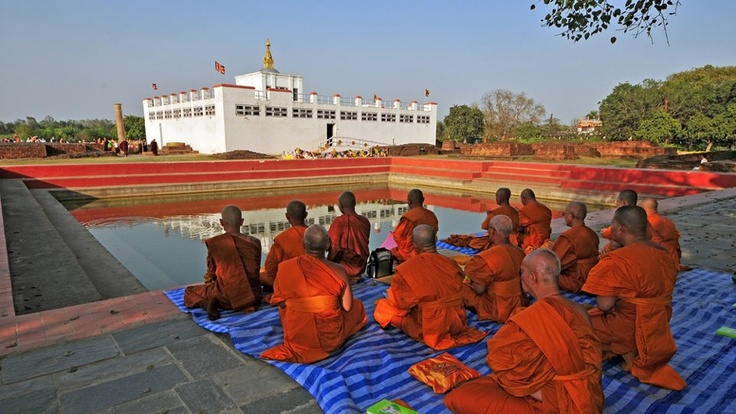 Nepal Tourism Board Maya Devi Temple at Lumbini- the birthplace of ...