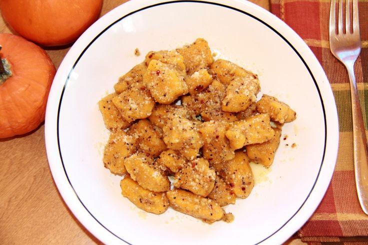 Butternut Squash Gnocchi | Recipe